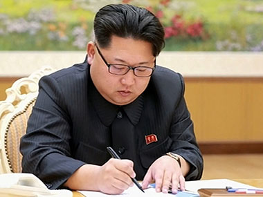 File image of King Jong-un. AFP
