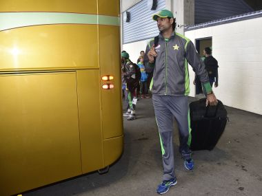File photo of Mohammed Irfan. AFP