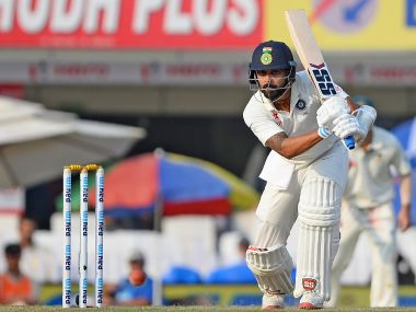 Murali Vijay and Cheteshwar Pujara must see out the first session on Day 3 to get India right back in the contest. AFP