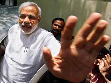 File image of Narendra Modi. Reuters