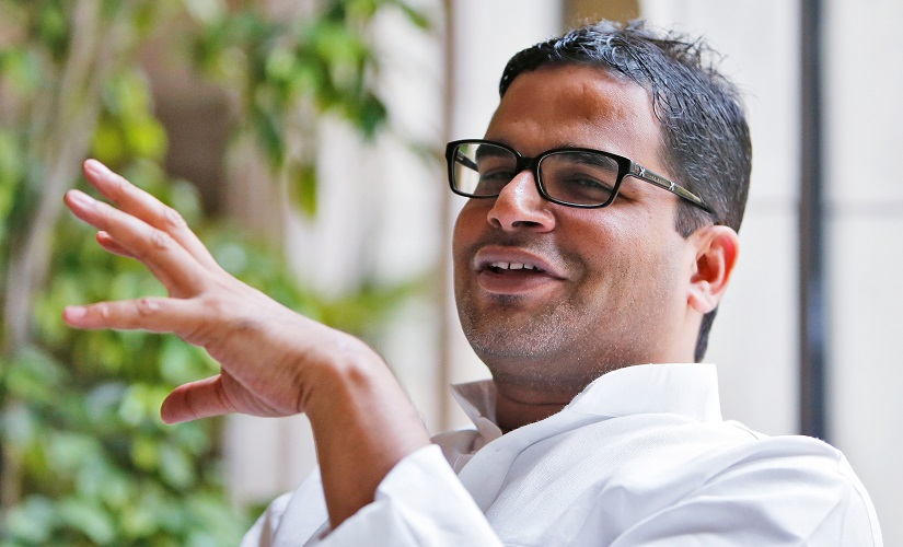 Prashant Kishor, political strategist of India's main opposition Congress party, is pictured at a hotel in New Delhi, India May 15, 2016. To match Insight INDIA-CONGRESS/ REUTERS/Anindito Mukherjee - RTSFG1A