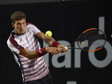 File picture of Pablo Carreno Busta. AFP