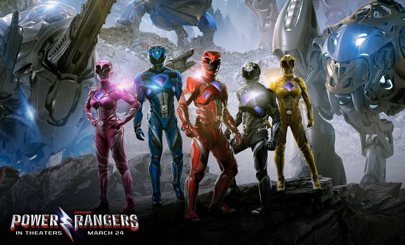 Power Rangers. Image from Twitter