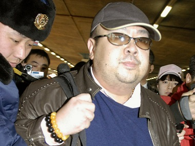 FIle photo of Kim Jong-Nam. Reuters