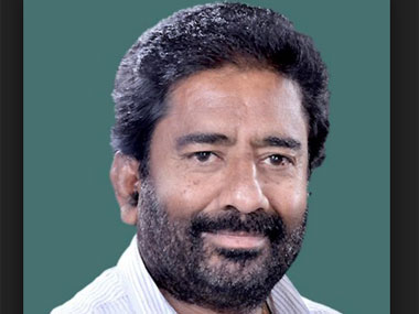 Shiv Sena MP Ravindra Vishwanath Gaikwad. Image courtesy: National Portal of India