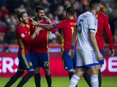 Sergio Ramos feels Spain have the potential to dominate international football again despite dip in form. Getty Images