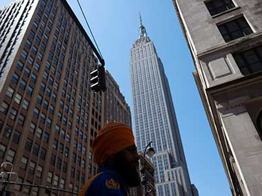 Sikhs have been at the receiving end of hate crimes in the US since the 9/11 attacks. Reuters representational image