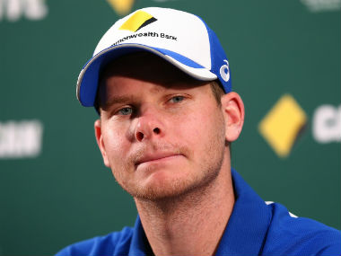 Australia captain Steve Smith. Getty Images
