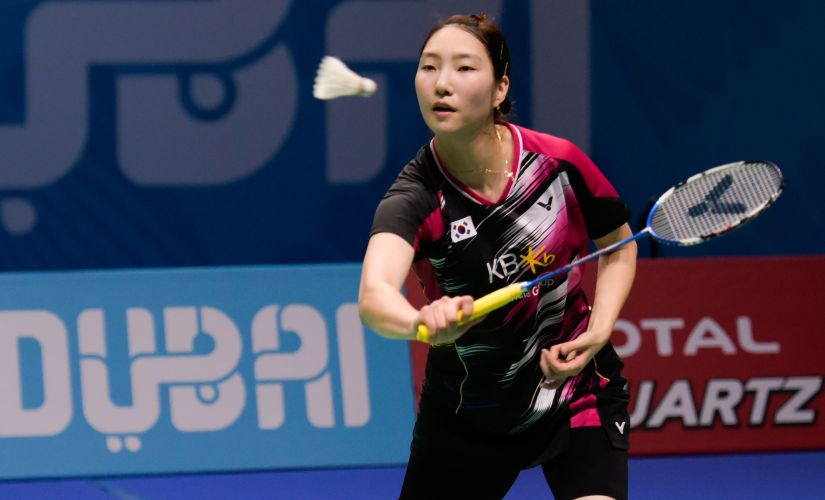 South Korea's Sung Ji Hyun. AFP
