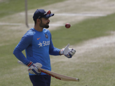 Virat Kohli's omission from the Dharamsala Test is a bolder decision that what most experts may think. AP