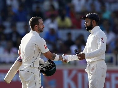 India and Australia brought some top level cricket on show in Ranchi. AP