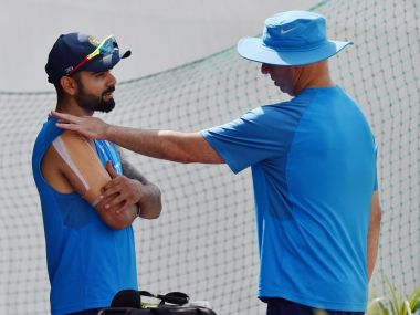 Virat Kohli skipped a nets session ahead of Dharamsala test. PTI