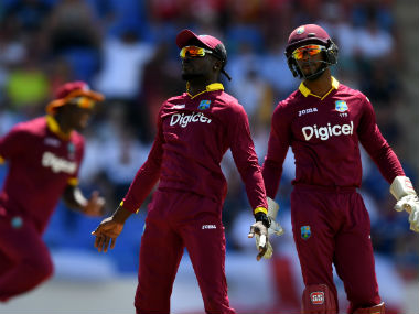 The West Indians will look to put the 0-3 humilitation in the ODI series against England behind when they take on Pakistan. Getty Images