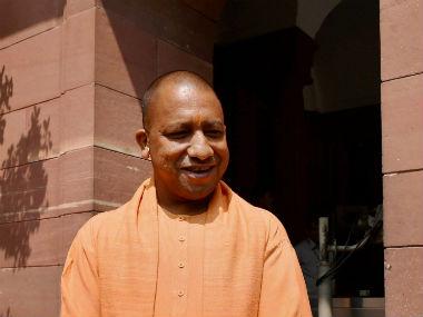 Yogi Adityanath. PTI