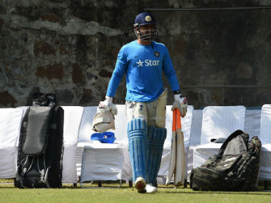 File photo of former India captain MS Dhoni. AFP