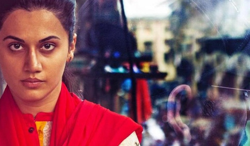 Taapsee Pannu plays Shabana Khan in Naam Shabana.