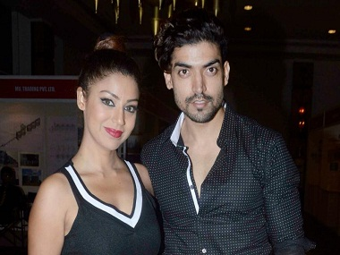 Debina and Gurmeet Choudhary. File Photo/ News 18