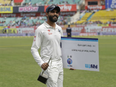 Jadeja earned himself the distinction of being a reliable Test all-rounder. AP