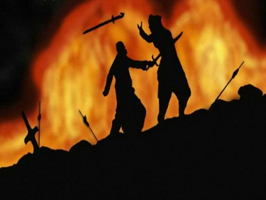 The still from Baahubali: The Beginning