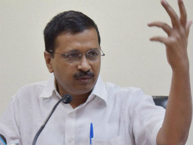 Delhi Chief Minister Arvind Kejriwal. Image courtesy: Getty Images