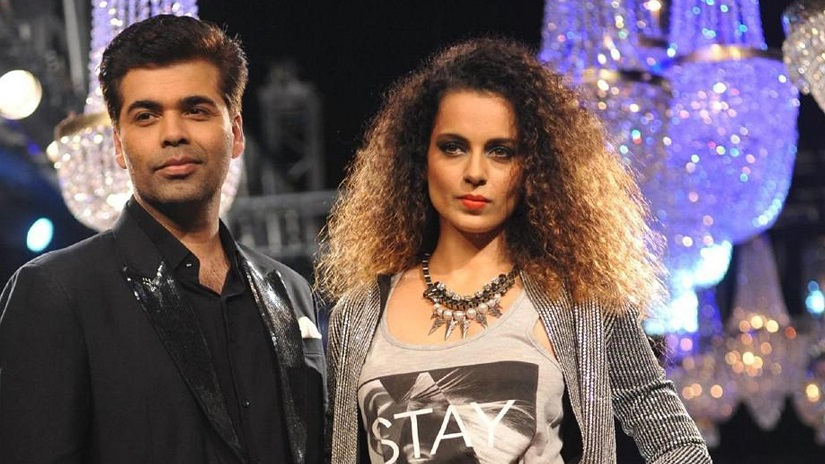 Why is the simple act of Kangana Ranaut exercising her 'choice' unacceptable to Bollywood's powers-that-be, including Karan Johar?