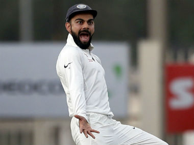 Virat Kohli came in for some severe criticism from ex-Australian players Mark Taylor and Dean Jones. AP