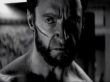 Hugh Jackman as Logan/Wolverine. Facebook