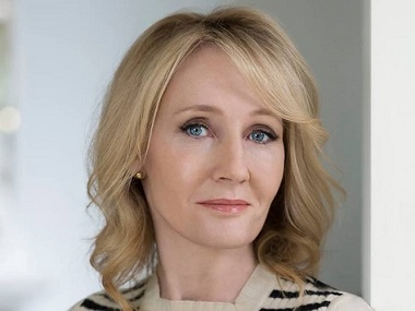 File image of JK Rowling. Facebook
