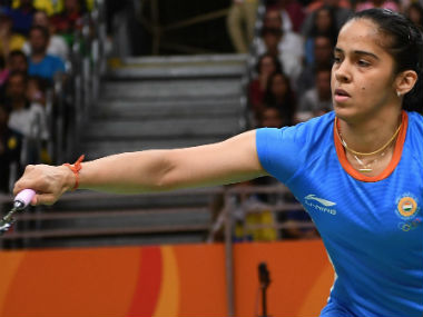 Saina Nehwal is fit again after a knee injury and will be raring to go. AFP