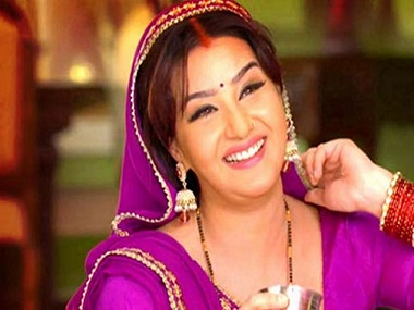 Shilpa Shinde in a still from Bhabhi Ji Ghar Par Hai. News 18