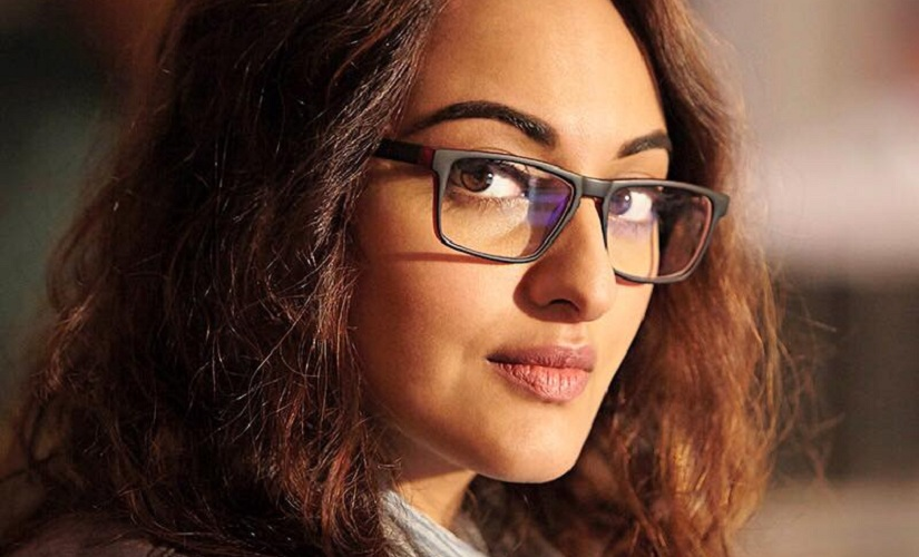 Sonakshi Sinha in and as Noor. Image from Facebook
