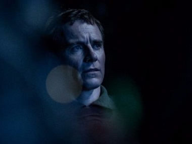 Michael Fassbender plays David The Android in the film. Image via Youtube.