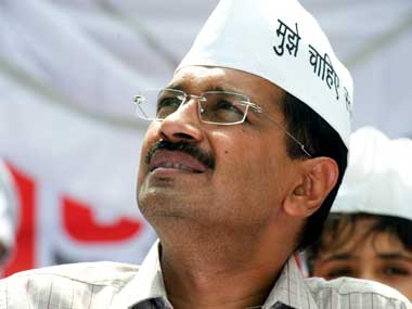 File image of Delhi chief minister Arvind Kejriwal. AFP