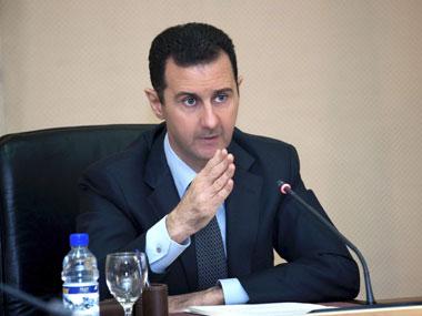 Bashar Al-Assad. Reuters