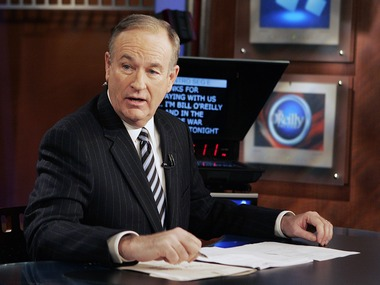 Fox News commentator Bill O'Reilly. AP