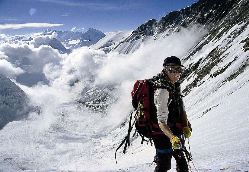 Cathy O'Dowd on Everest