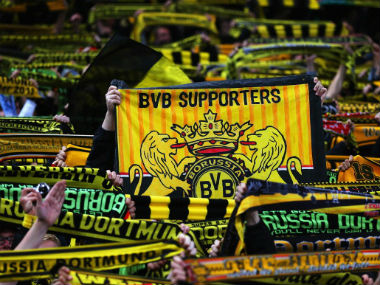 The Dortmund versus Monaco match postponed until Wednesday after bus explosion. Getty Images