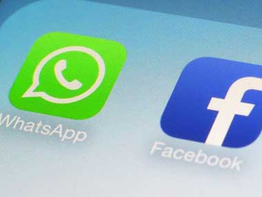 The data exchange between Facebook and WhatsApp is a cause of worry. AP
