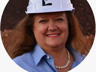 Gina Rinehart. Courtesy: CNN-News18
