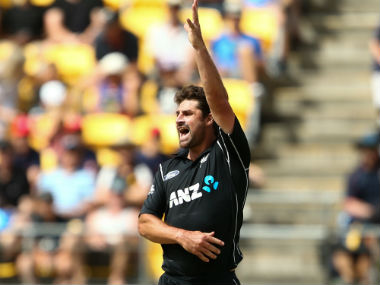 File photo of Colin de Grandhomme. Getty Images