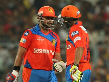 Gujarat Lions registered their second win of the season thanks to an impressive knock from captain Suresh raina. Image COurtesy: IPL/SportzPics