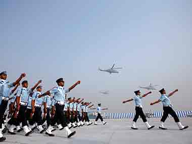 A file image of Indian Air Force. Reuters