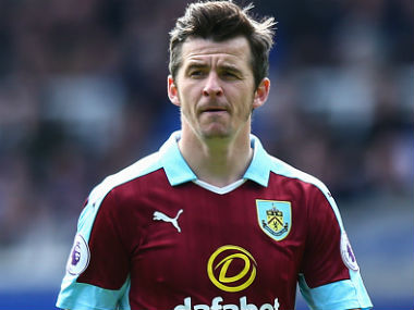 File photo of Joey Barton. Getty Images