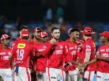 Kings XI Punjab gain fourth spot with 26 run win over Gujarat Lions. Sportzpics