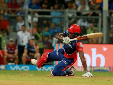 Kagiso Rabada's all-round efforts went in vain as Delhi Daredevils capitulated to a defeat against MI. SportzPics/IPL