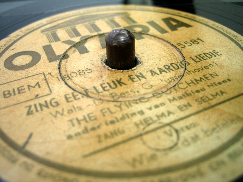 The LP is indeed an instituion among audiophiles. Photo courtesy: Jean Scheijen/Freeimages.com
