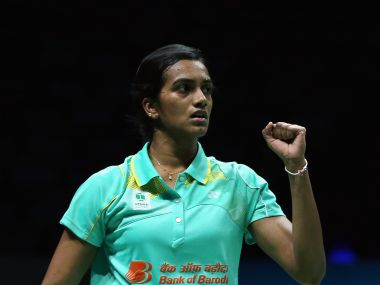 File photo of India's PV Sindhu. Getty