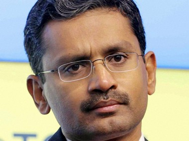 Rajesh Gopinathan, CEO, Tata Consultancy Services. Reuters