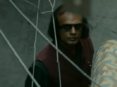 Nawazuddin Siddhiqui's look in Mom. Image Via Youtube.