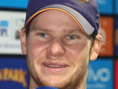 Rising Puner Supergiant captain Steve Smith. IPL/ SportzPics